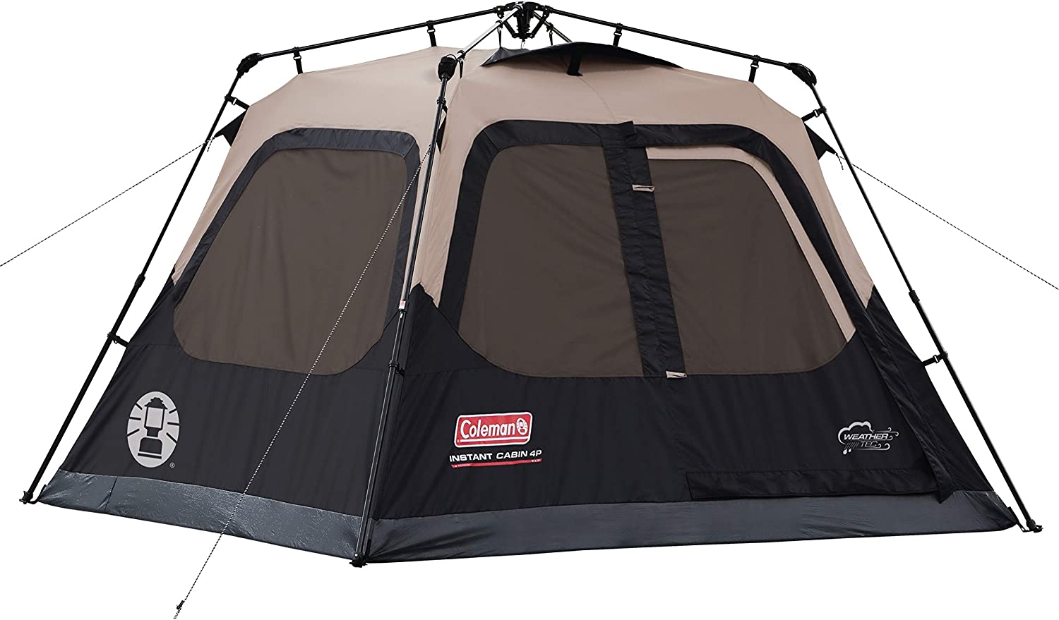 Coleman Instant Cabin 4 Person Tent Review