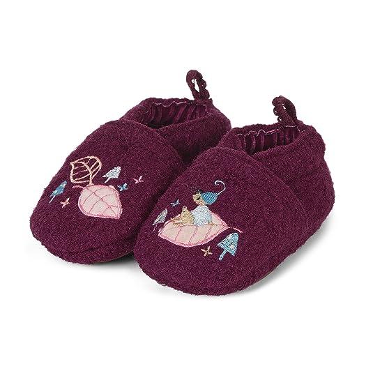 Sterntaler Mädchen Baby-Krabbelschuh Stiefel