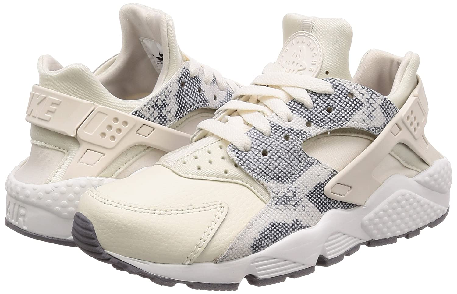 Amazon.com | Nike Air Huarache Run Premium Womens Running Shoes (7 B(M) US) | Fashion Sneakers