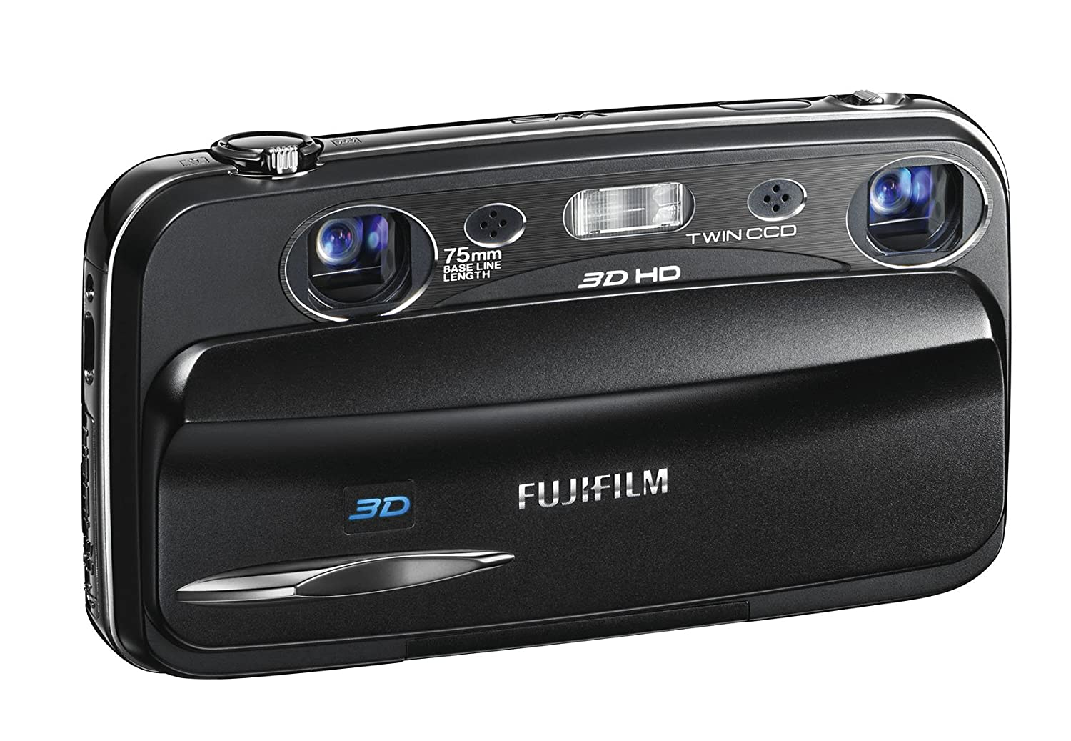 Amazon.com : Fujifilm FinePix Real 3D W3 Digital Camera with 3.5-Inch LCD :  Point And Shoot Digital Cameras : Camera & Photo