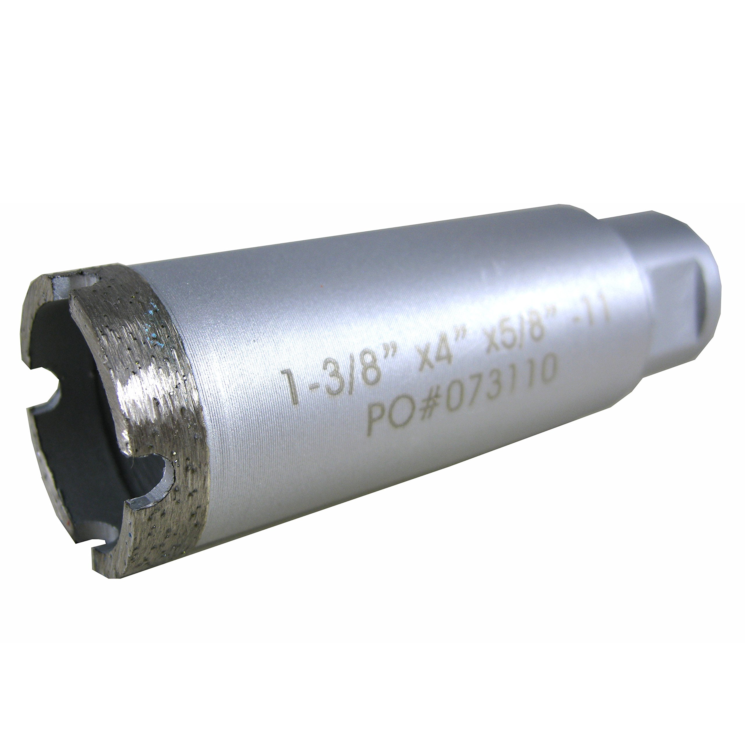 Wet Diamond Core Bit for Stone Drilling by Archer USA (1.375 in.)