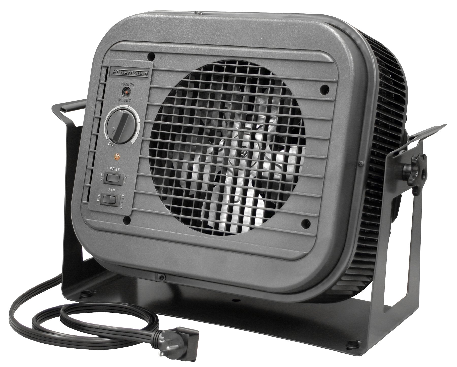 Fahrenheat NPH4A Heavy Duty Portable Heater, 240-volt