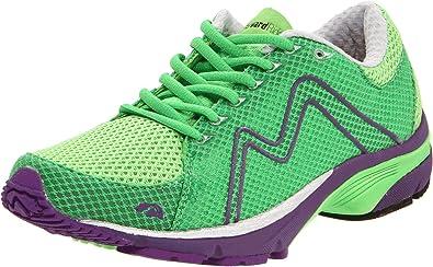 KARHU Forward² Fulcrum Ride Unidad Guantes Verde/Morado/Plata, Color, Talla EUR 39: Amazon.es: Zapatos y complementos