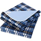"""Non-Slip Bed Pads for Incontinence Washable (36"""" x 52""""