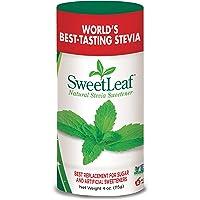 SWEET LEAF - SteviaPlus Powder - 4 oz. (115 g)