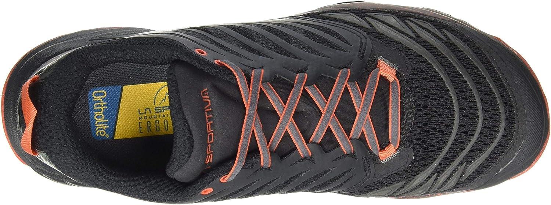 La Sportiva Akasha Trailloopschoenen voor heren Veelkleurig zwart mandarijn 000 P18vv2ZX