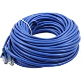 PremiumAV MST-797-15M-2_DR Ethernet Router 15-Meter Patch Cable (Blue)