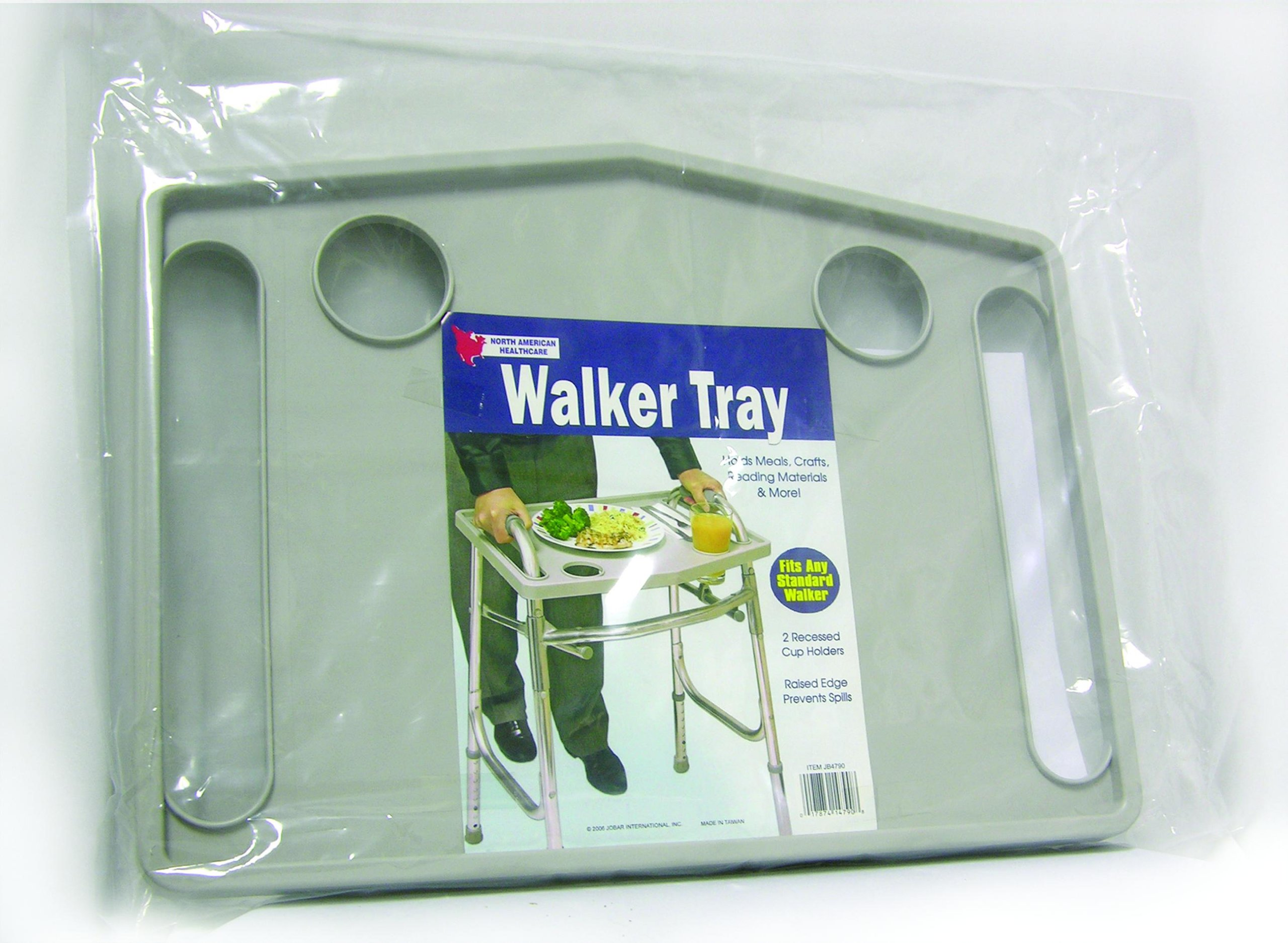 Walker Tray by Jobar International
