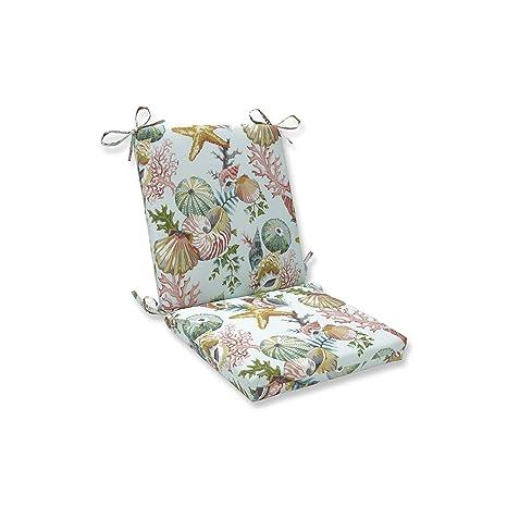 Amazon.com: Pillow Perfect Outdoor | Indoor Grantoli Seamist ...