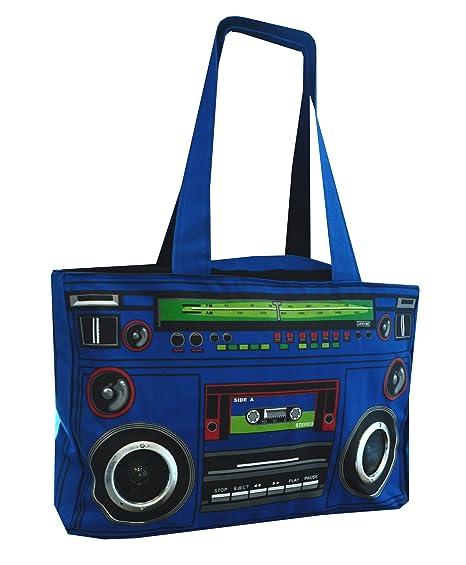 Boom Box Mp3 Speaker Shoulder Bag