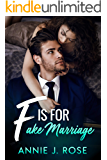 F is for Fake Marriage (Office Secrets Book 4)