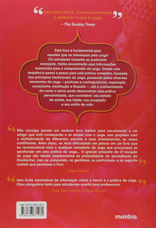 Amazon.com : O Coracao do Yoga (Em Portugues do Brasil ...