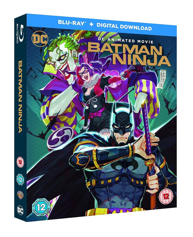 Amazon.com: Batman Ninja [Blu-ray] [2018]: Junpei Mizusaki ...