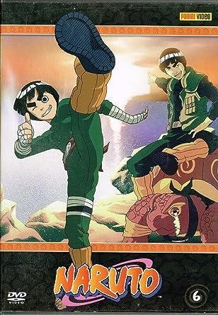 Naruto Vol. 6 [DVD]: Amazon.es: Varios, Hayato Date: Cine y ...