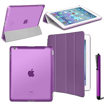 Mobile Junction® - Funda para Apple iPad 4, iPad 3 (3ª y 4ª ...
