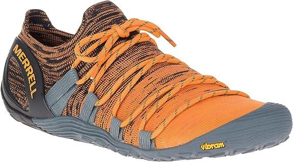 Merrell Vapor Guante 4 3D Zapatilla De Correr para Tierra - 42: Amazon.es: Zapatos y complementos