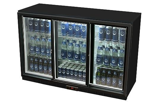 Mini Kühlschrank Mit Glastür Kaufen : Glastür kühlschrank  cm silber getränkekühlschrank