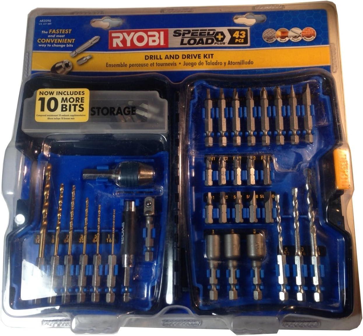 4-Piece SpeedLoad Hex Shank Countersink Set