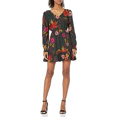Jack Women's Printed Dress at Women's Clothing store