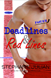 Deadlines & Red Lines: Fast Ice Sports Romance