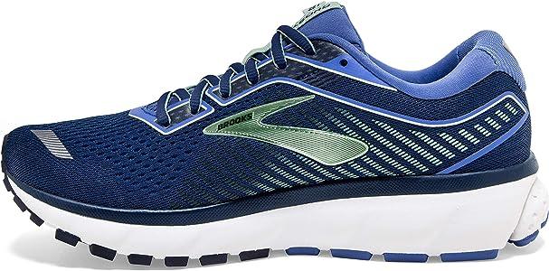 Brooks Ghost 12, Zapatillas de Running para Mujer, Azul Peacoat ...