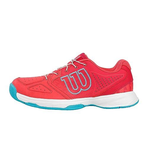 WILSON Kaos Junior Ql, Zapatillas de Tenis Unisex Niños: Amazon.es: Zapatos y complementos
