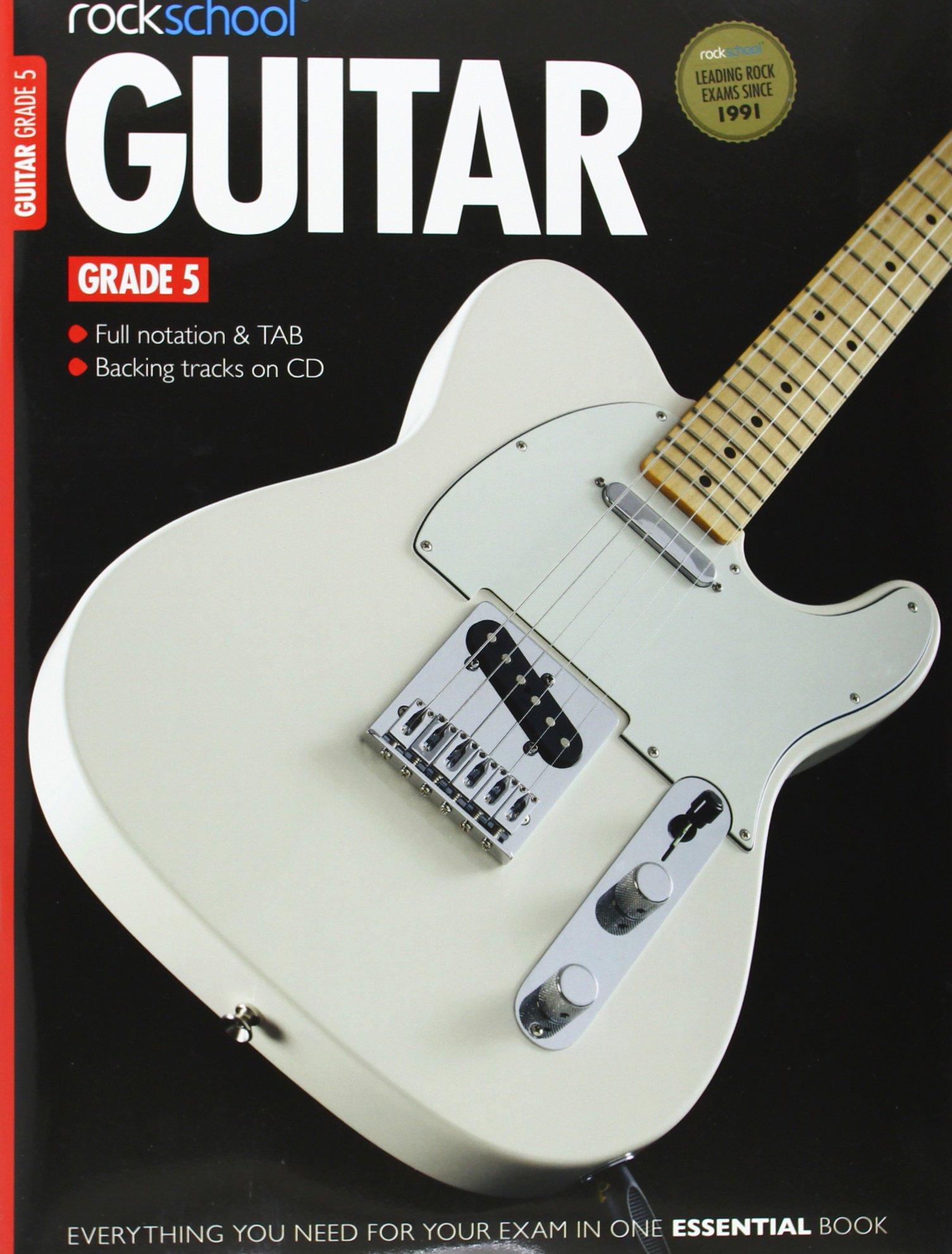 Read Online Rockschool Guitar Grade 5 (2012-2018) pdf epub