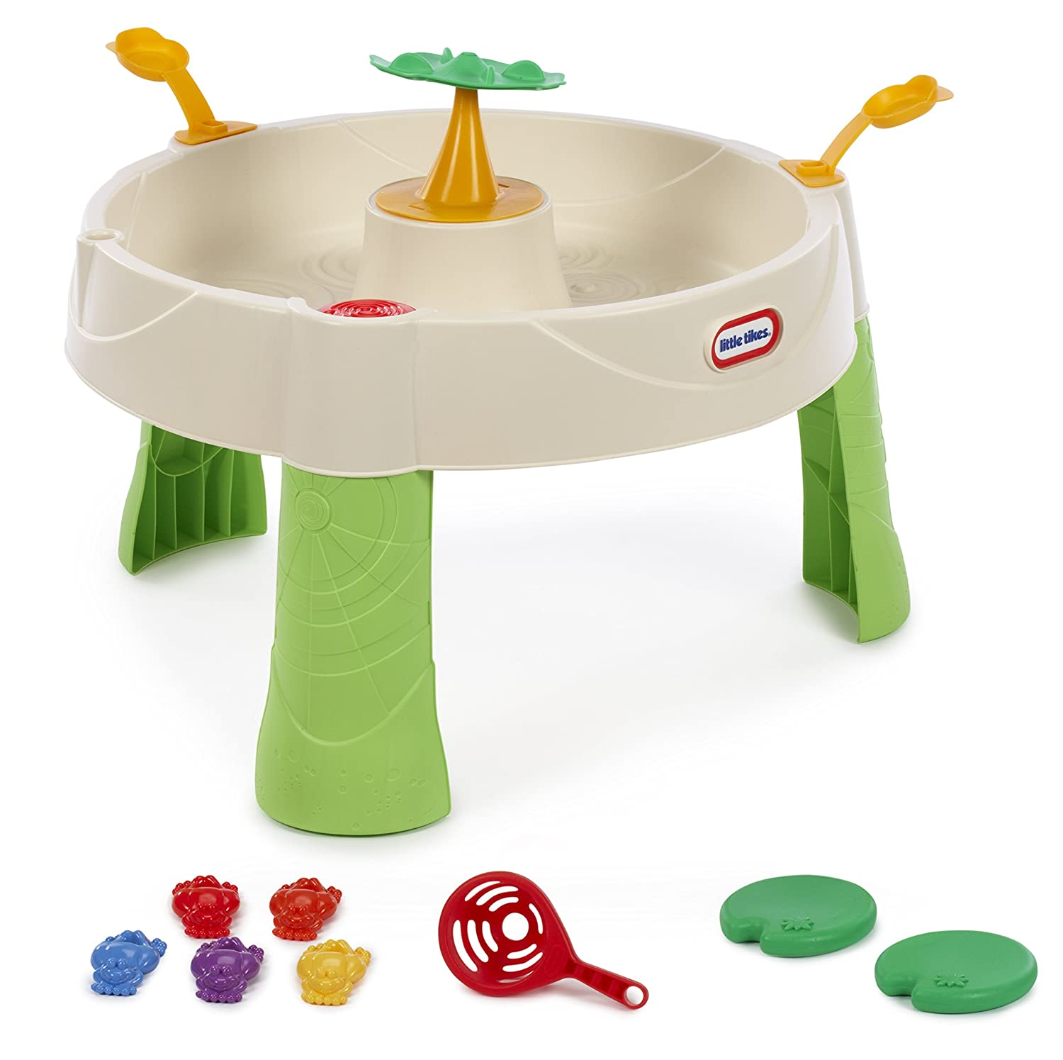 Amazon.com: Little Tikes Frog Pond Water Table: Toys & Games