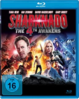 Sharknado 3D [Blu-ray] [Alemania]: Amazon.es: Ian Ziering, Tara ...
