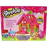 Shopkins Sweets Shop Gingerbread House Decorating Kit, 15.7oz