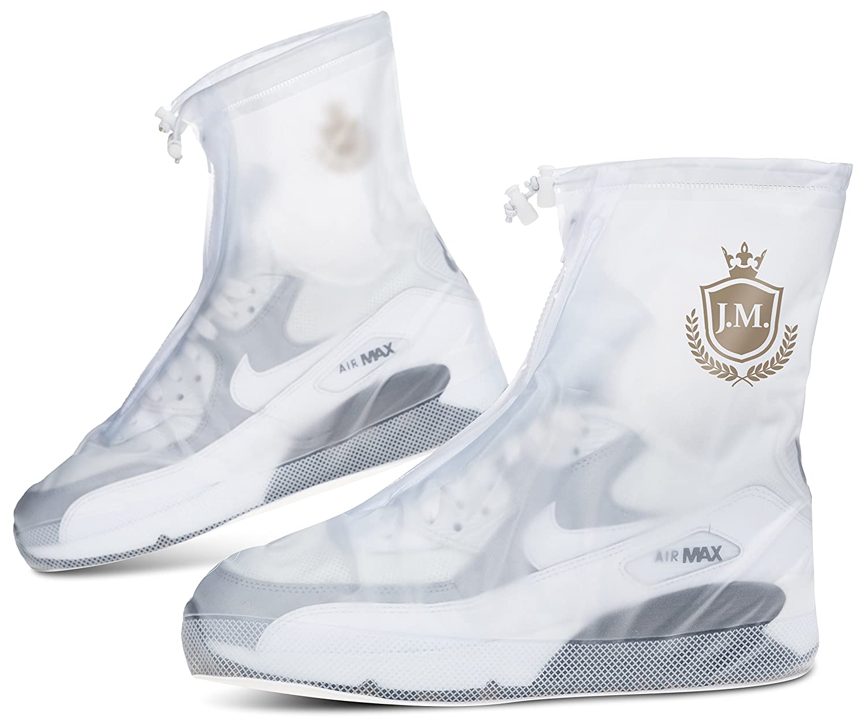 7d396fe0b500e Waterproof Shoe Covers | Reusable | Men Women Kids | Slip Resistant Rain  Shoe Covers