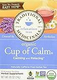 Traditional Medicinals Cup Of Calm - 16 Count