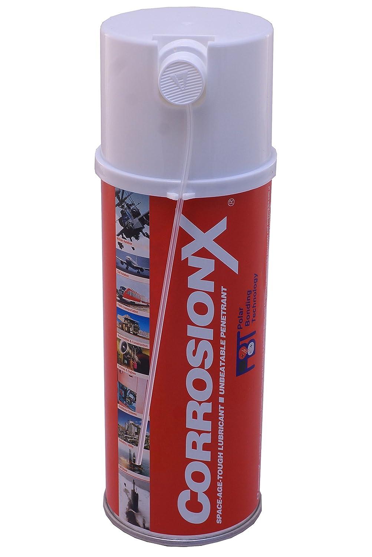 € 55, 00/L CorrosionX Hochleistungskorrosionsschutz Rost stopp 400ml Scandex