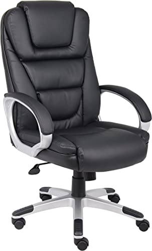 Boss Office Products High Back