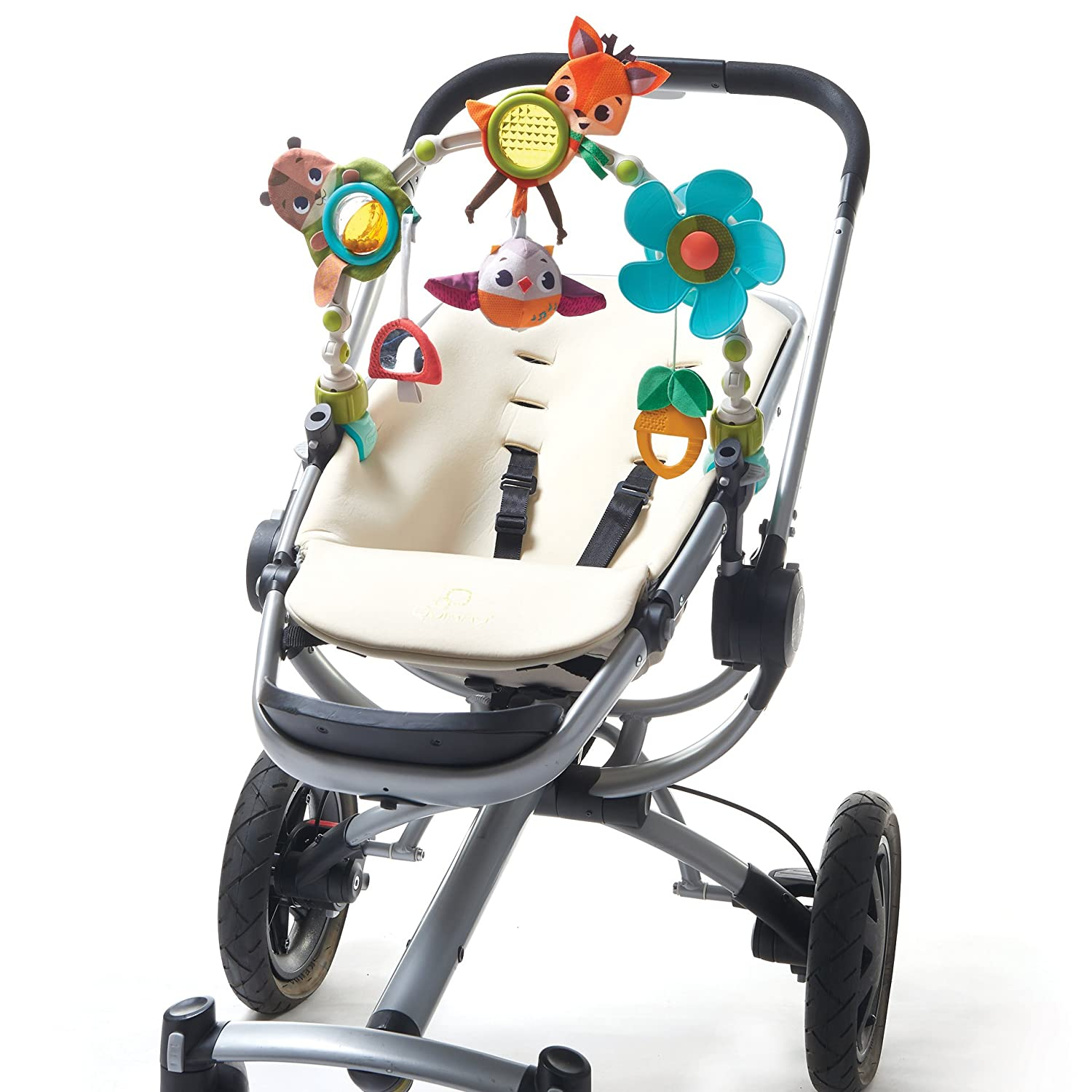 Into The Forest Tiny Love Musical Nature Stroll Stroller Toy
