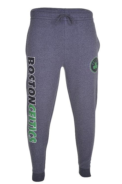 f6b93c1aa25 NBA Boston Celtics Men s Jogger Pants Active Overtime Fleece Sweatpants