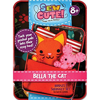 Colorbok Sew Cute Tincredible Cat: Arts, Crafts & Sewing
