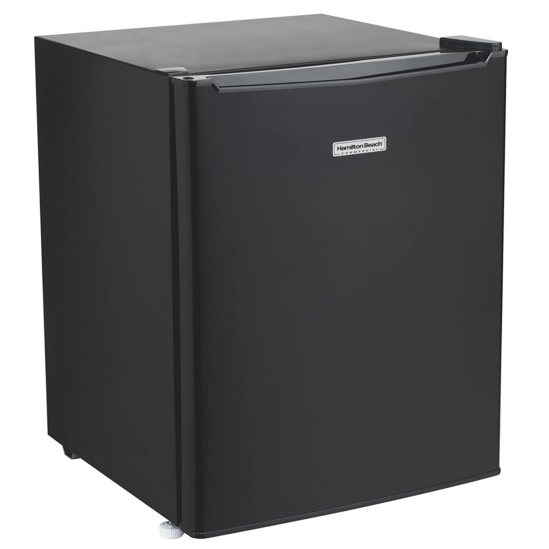 Hamilton Beach Commercial HRF200 Compact Refrigerator, 2.7 cu.ft.