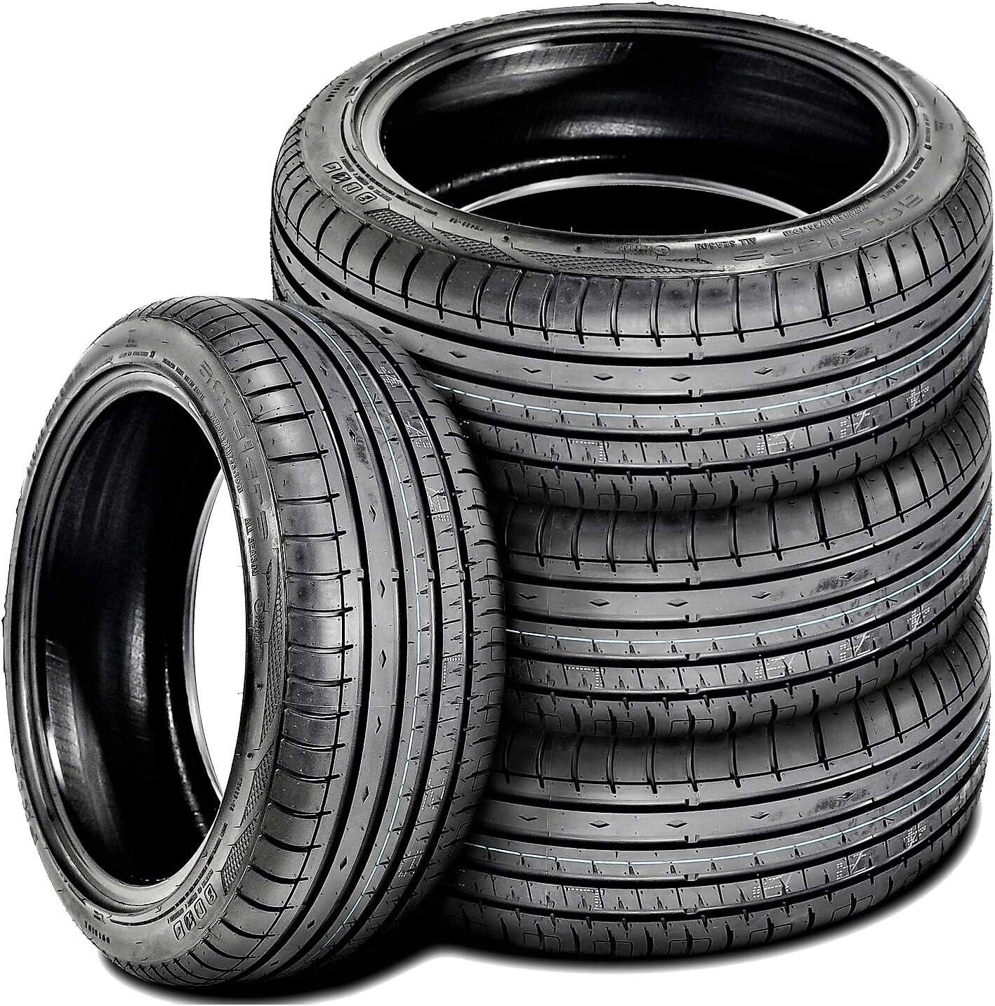 Milestar MS932 XP Performance Radial Tire-255//35ZR18 94W