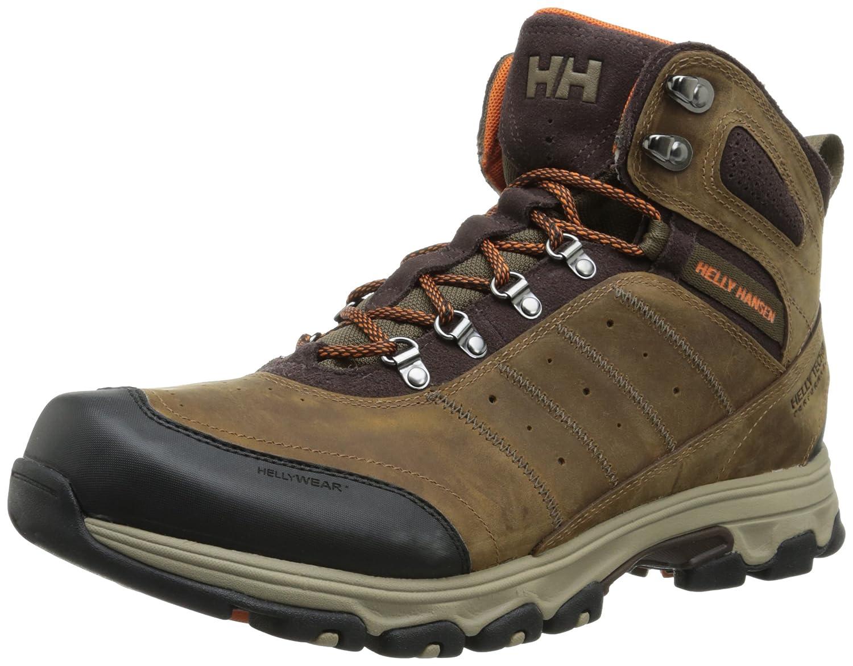 9d43b8880ba Amazon.com | Helly Hansen Men's Rapide Leather Mid HTXP Hiking Boot ...