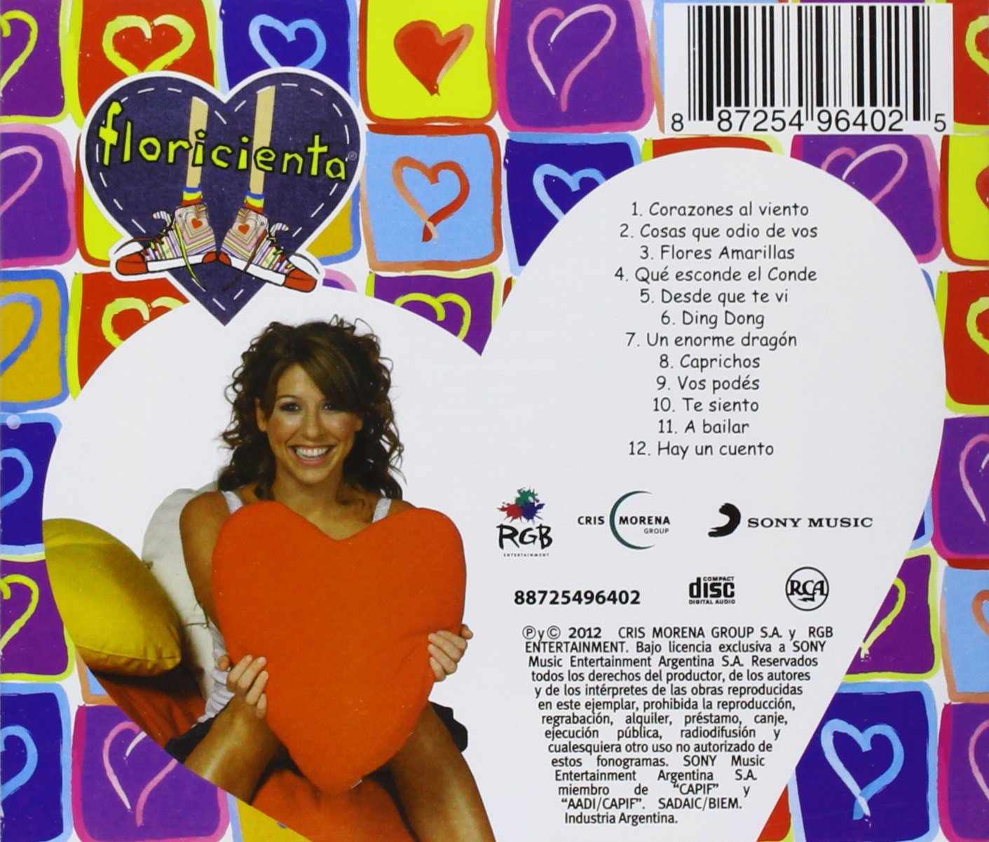 Floricienta Amazon Co Uk Music