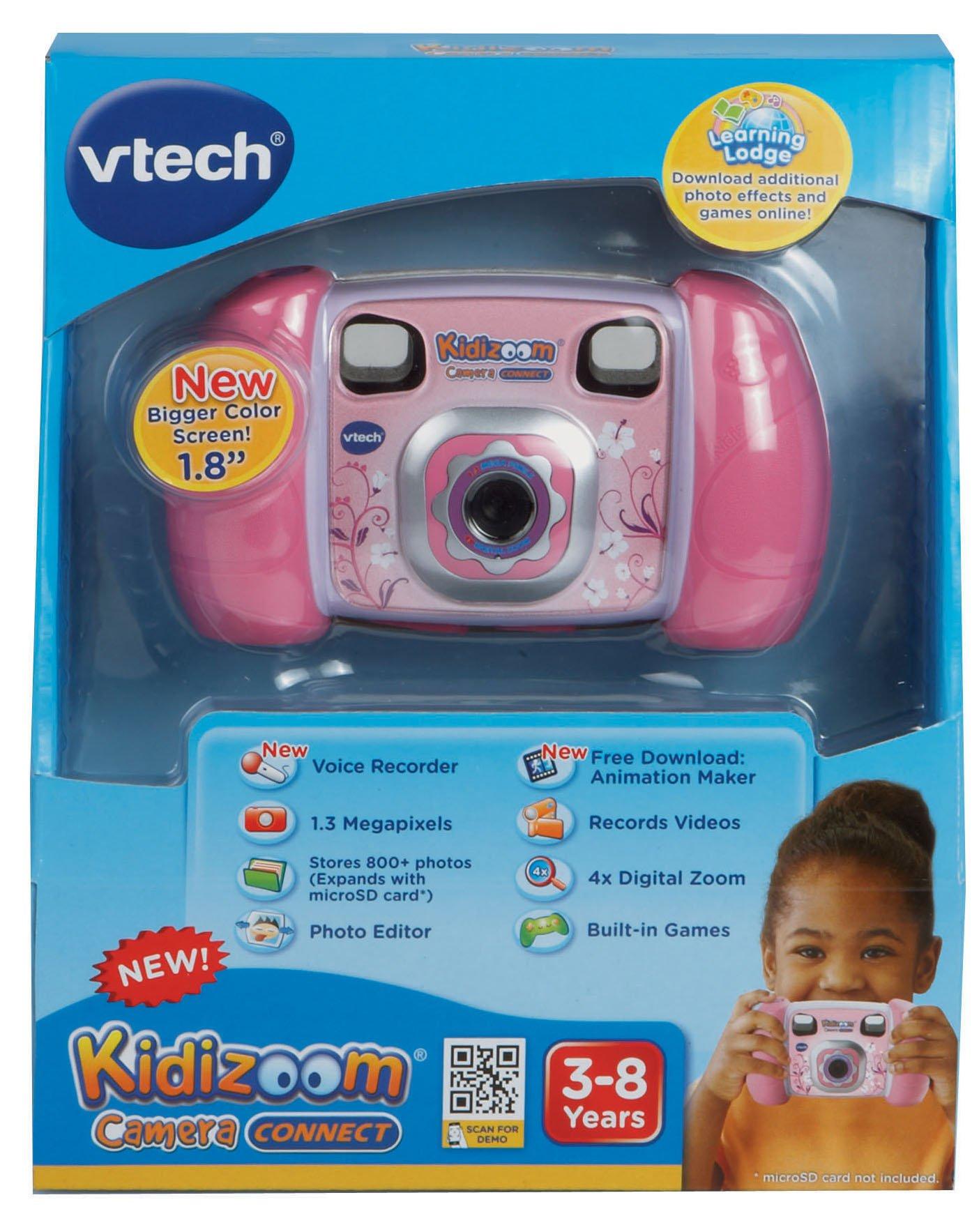 VTech Kidizoom Camera Connect, Pink by VTech (Image #4)