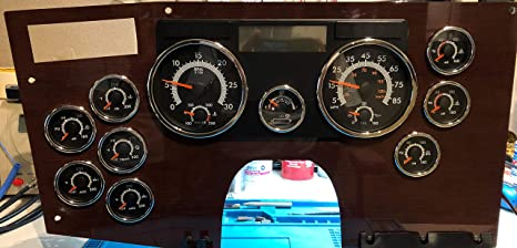 Amazon com: 2018 Western Star Truck 5700 used dashboard instrument