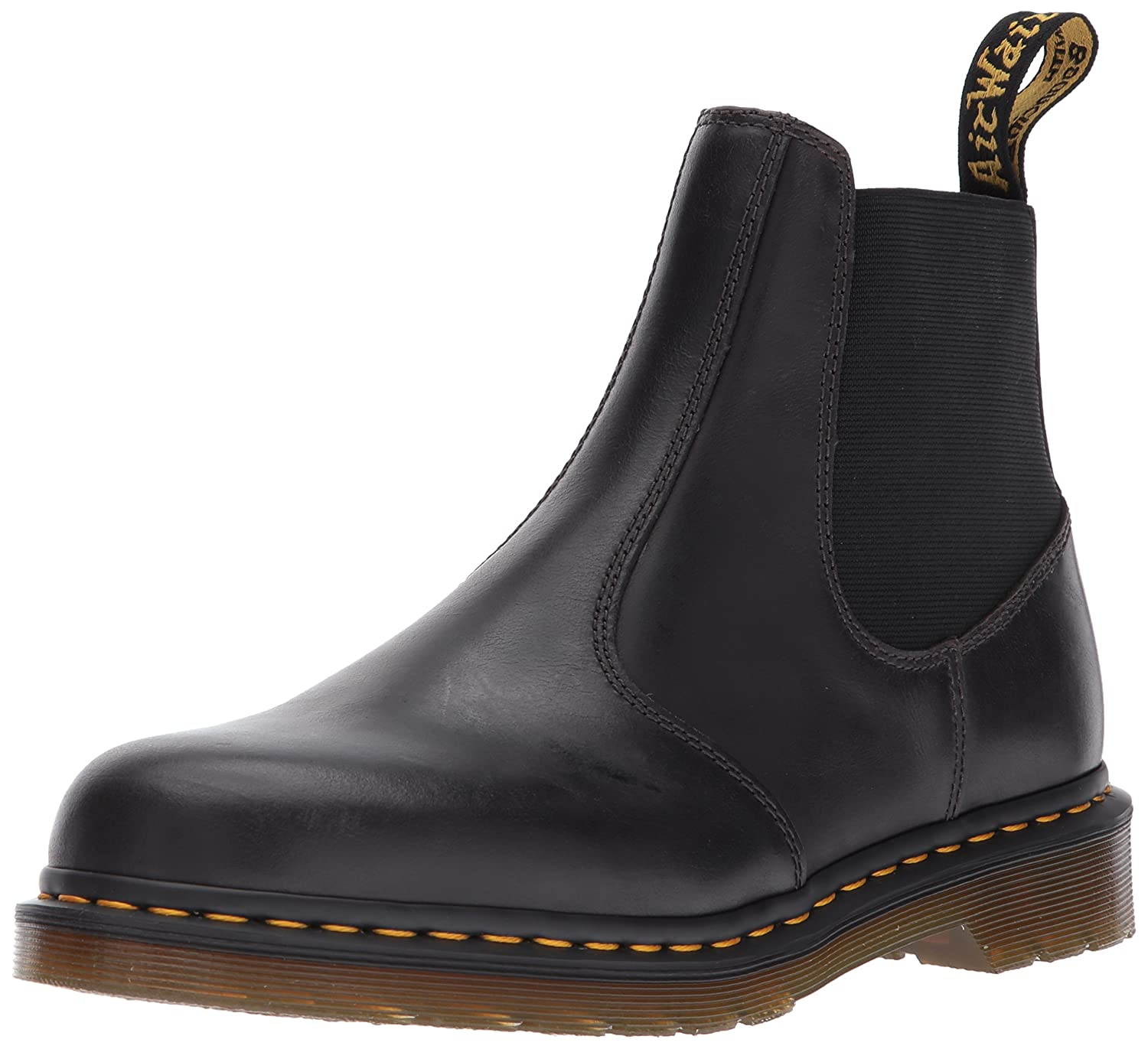 factory price newest competitive price Dr. Martens Men's Hardy Grey Chelsea Boot