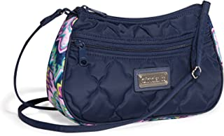 product image for cinda b. Perfect Little Crossbody, Midnight Calypso, One Size