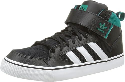 adidas Varial Ii Mid, Sneakers Hautes Homme, Black (Core