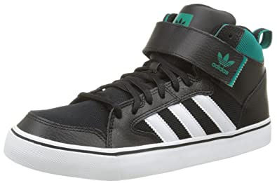 info for 278e8 ff239 adidas Varial Ii Mid, Sneakers Hautes Homme, Black (Core Black Ftwr White