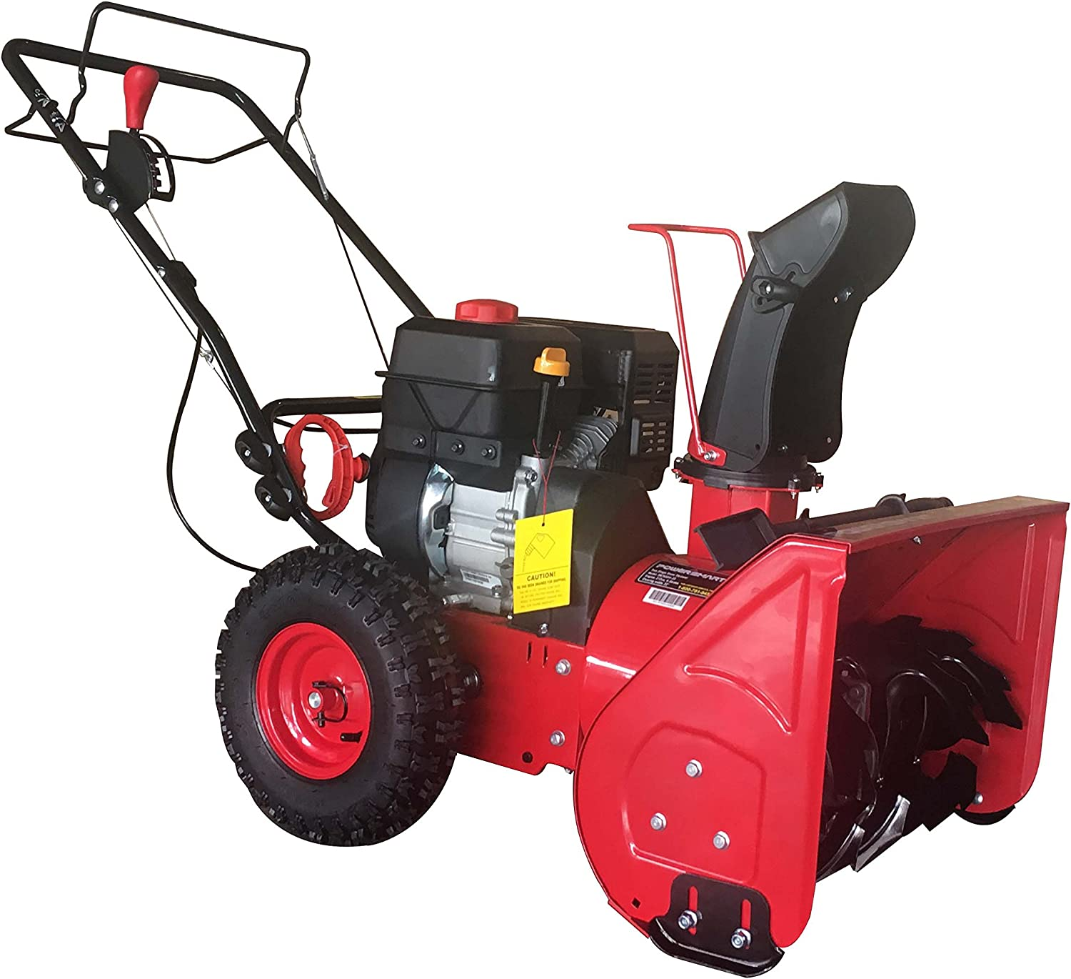PowerSmart DB7622H Gas Snow Thrower