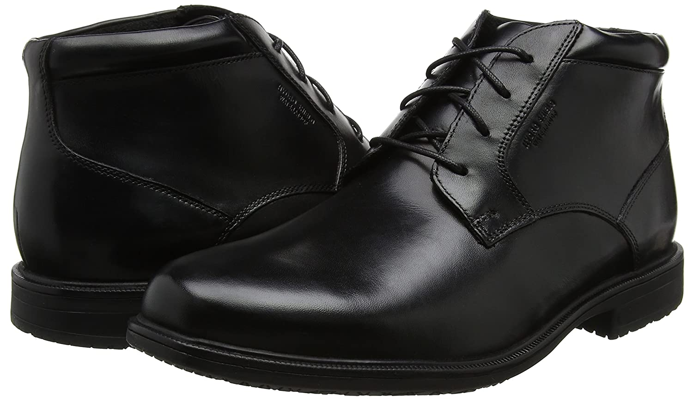 Rockport Herren Essential Detail Ii (Black) Chukka Boots, Schwarz Schwarz (Black) Ii e299d2