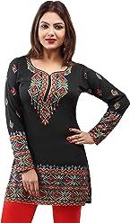Unifiedclothes Women Fashion Pakistani Indian Kurti Tunic Kurta Top Shirt Dress 162A